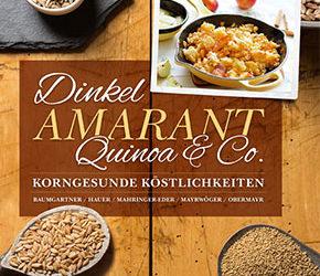 Buch – Dinkel, Amarant, Quinoa